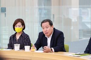 조광한 남양주시장, 부서별 현안사항 추진현황 점검