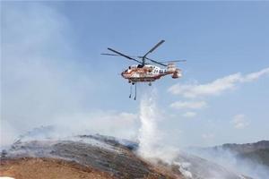 주말 건조한 날씨 속 전국 10건 산불 발생