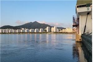 낙동강 하굿둑 4차 개방, 올해 하굿둑 개방성과 최종점검