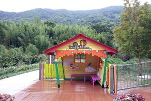 진주시, 「월아산 숲속의 진주」 야외시설 개방